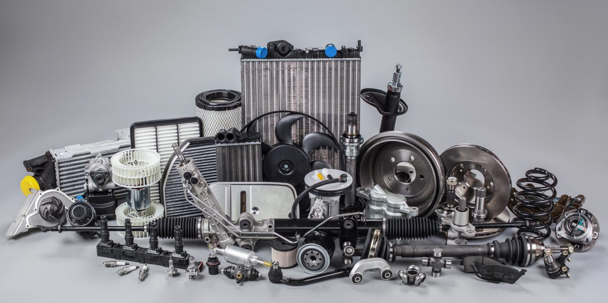 New Auto Parts Versus Used Auto Parts