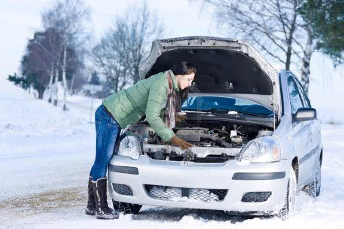 Essential Winter Car Service and Safety Advice